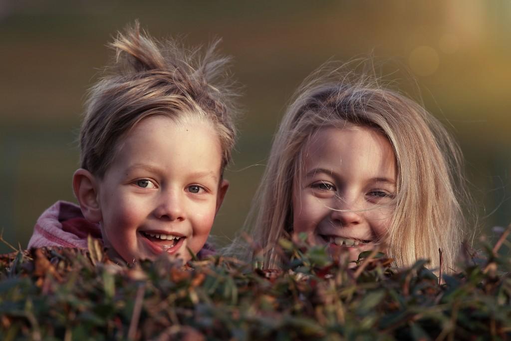 дети с характером